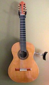 Guitare classique 7 cordes - 7 strings classical guitar