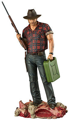 """Wolf Creek-Mick Taylor LIMITED EDITION 12/"""" Statue-Ikon Collectables Free Shi"""