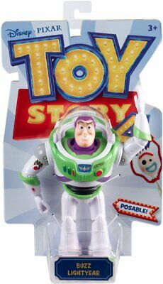 Disney Toy Story 4 Buzz Lightyear 7 Inch Posable Action Figure NEW