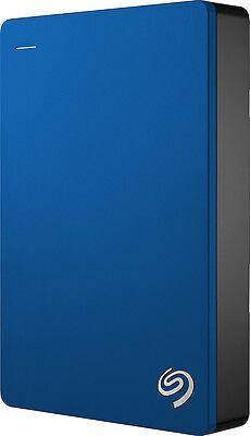 Seagate - Backup Plus 5TB External USB 3.0 Portable Hard Drive - blue