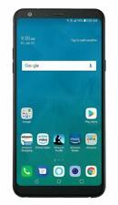 LG LM-Q710WA Stylo 32 GB Unlocked Aurora Black Prime Exclusive Phone