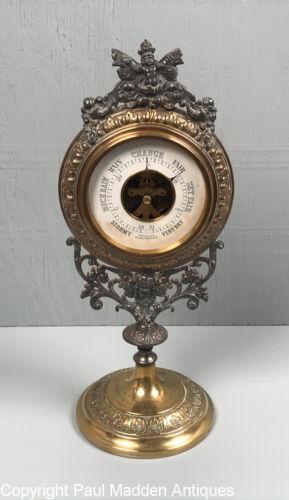 Antique Barometer / Trophy