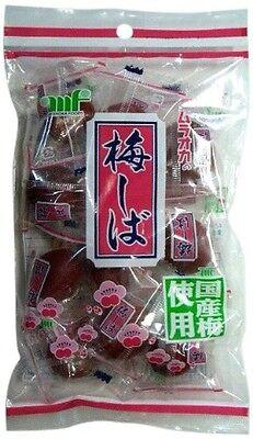 Umeshiba Ume Shiba Umeboshi Crunchy Pickled Plum Japanese Food Sweet sour