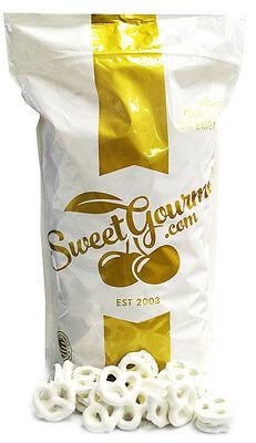 SweetGourmet Yogurt Covered Mini Pretzels  - 4 LB FREE -