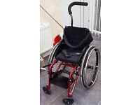 Kids wheelchair panthera bambino