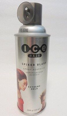 (Joico ICE Spiker Blast Spray Adhesive Extreme Hold 10 oz (dented))