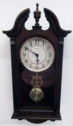 BULOVA WALL CLOCK SAYBROOK C1517