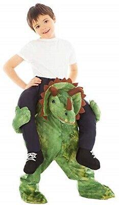 Costume Carnevale Bambino Dinosauro Carry Me PS 18188 Cavalcabile