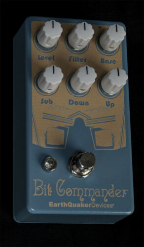 EarthQuaker Devices Bit Commander Guitar Synthesizer Limited Edition