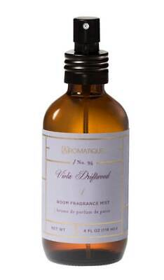 VIOLA DRIFTWOOD Aromatique Pump Room Spray 4 oz - brown glas