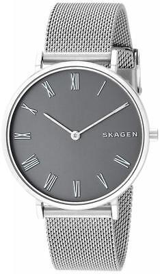 Skagen Women's 34mm Hald Slim Steel-Mesh Watch SKW2677 NEW! USA SELLER! segunda mano  Embacar hacia Argentina