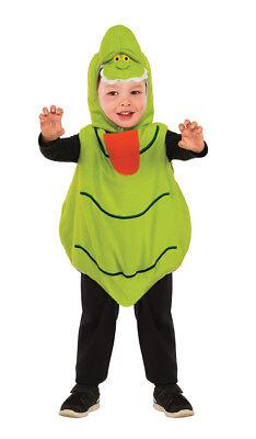 Toddler Slimer Ghostbusters EZ On Romper Costume - Toddler Ghostbusters Costume