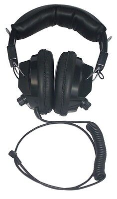 Noise Canceling Headphones Works W/ Uniden, Radio Shack Nascar Racing – RDE-1401 Consumer Electronics