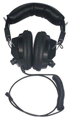 Nascar Racing Scanner Headphones Rde-1401 Headset