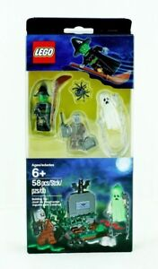 Lego 850487 Monsters Witch Ghost Zombie minifigs