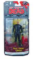McFarlane toys, The Walking Dead Comic Series 2 Action Figure, Riot Gear Glenn,
