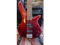 Yamaha bass.