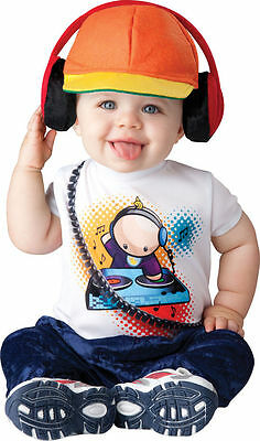 Baby Beats DJ Costume for Infants and Toddler by InCharacter