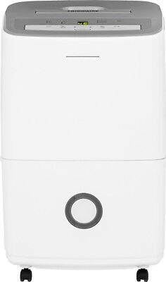 Frigidaire - 50-pint Dehumidifier - White