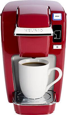 Keurig   K Mini K15 Single Serve K Cup Pod Coffee Maker   Red