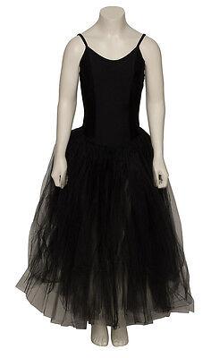 Black Swan Romantische Halloween Kostüm Ballett Tanzen Tütü Kostüm von Katz