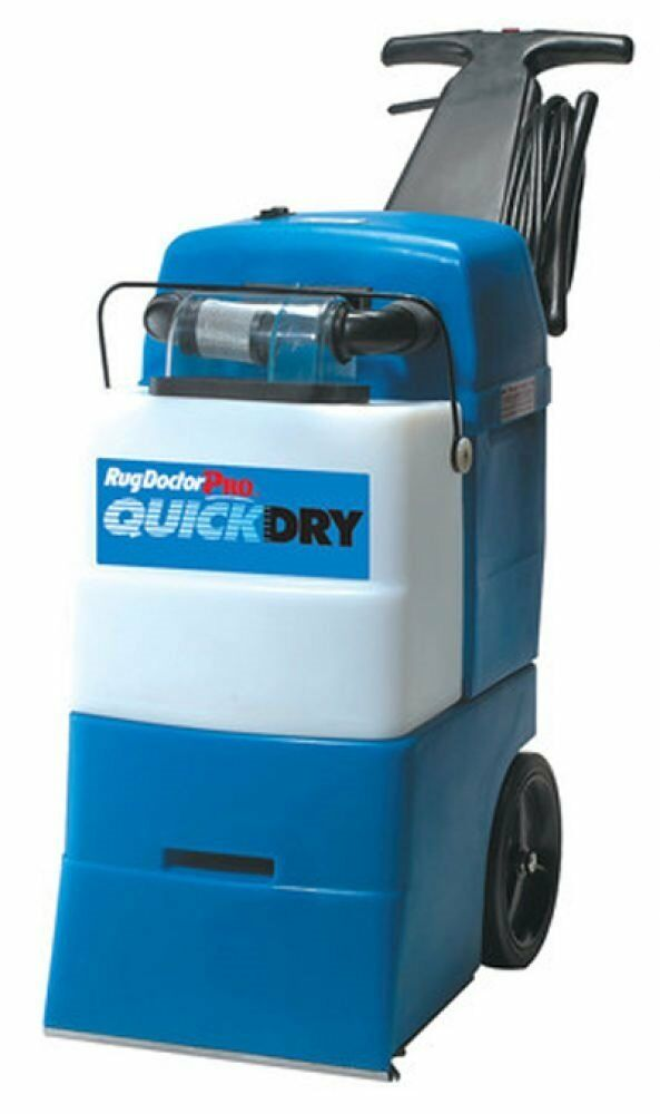 Rug Doctor Pro Quick Dry Carpet Cleaner Cleaning Machine
