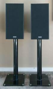 One pair of Epos Epic 2 speakers with stands
