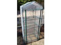 4 Tier Mini Greenhouse Grow House