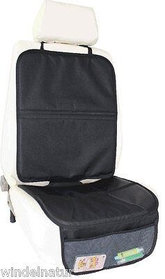 Autositz Schutzunterlage Auto Kfz Schutz Schmutz Kindersitz MAXI Schutzfolie