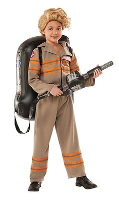 Ghostbusters 3 Deluxe Child Costume, 620828, Rubies