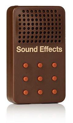 Mini Sound Machine Fart Fanfare 9 Sound Effects Prank Joke Parties
