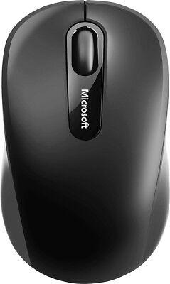 Microsoft - Bluetooth Mobile Mouse 3600 - Black
