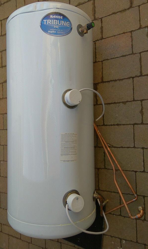 Range tribune immersion heater cylinder | in Caerleon, Newport | Gumtree