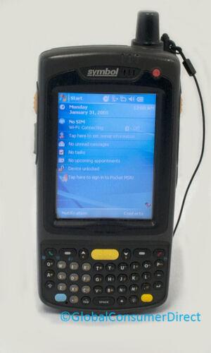 Motorola MC70 MC7094-P2CDCQHA86R PDA 1D/2D Barcode Scanner GSM GPS