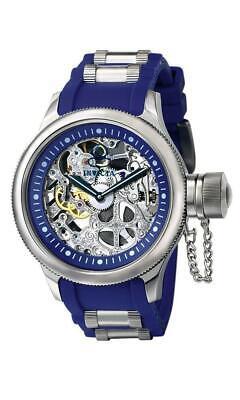 Invicta Russian Diver 1089 Men's Round Mechanical Polyurethane Analog Watch