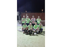 Brighton 5-a-side football team wanting players