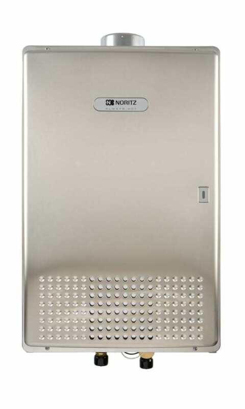 Noritz NC380-SV-ASME-NG 13.2 GPM 380000 BTU 120 Volt Commercial - Natural Gas