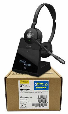 Jabra Engage 75 Stereo Wireless Headset (9559-583-125)  Brand New, 1 Yr Warranty