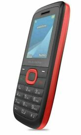 MobiWire Ayasha SIMPLE MOBILE PHONE *BOXED WITH FREE SIM*