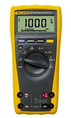 Fluke 177 True RMS Digital Multimeter - Brand New In Box Made In  USA