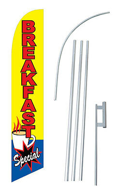 Breakfast Special Windless Swooper Flag Kit