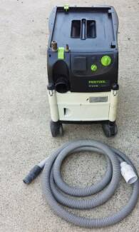 Festool CT33 E SG Dust Extrator Shed Vacuum Cleaner with Hose