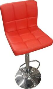 NEW BAR STOOLS -- BIG BOX PRICE $139.99 -- OUR SURPLUS PRICE ONLY $59.95