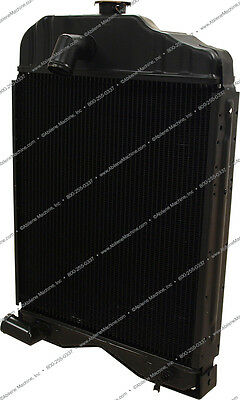 182456m91 Radiator For Massey Ferguson 50 Mh50 65 Tractors