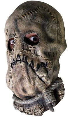 Scarecrow Mask From Batman Begins The Dark Knight Villain Adult Costume RU4505