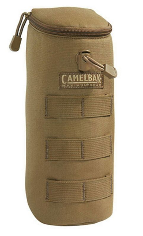 MAX GEAR BOTTLE POUCH BY CAMELBAK - COYOTE TAN (60-0782)