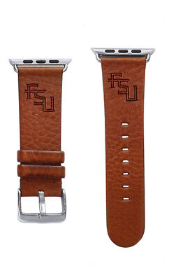 Florida State Watch (Florida State Seminoles Leather Band Compatible With the Apple)