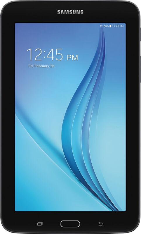 """Samsung Galaxy Tab E Lite 7"""" 8GB Black SM-T113NYKAXAR"""