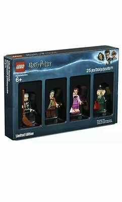 Lego 5005254 Harry Potter Bricktober Minifigure Limited Edition Set New Rare