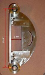 Knife Making Builder's Special: 5th Generation Belt Sander Platen Assembly